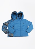 United Colors of Benetton Full Sleeve Boys Quilted Jacket