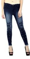 Nifty Skinny Women Blue Jeans