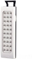 View MITTAL ELE DP 30 LEDs Rechargeable Emergency Light Emergency Lights(White) Home Appliances Price Online(MITTAL ELE)