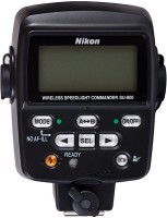 Nikon R1C1 Wireless Close-Up Speedlight Kit For Digital SLR Camera Flash(Black)