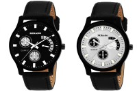 Mikado Fashion Time Masterpiece analog watches combo for Men's and boy's Watch  - For Boys