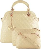 LaFille Hand-held Bag(Gold)