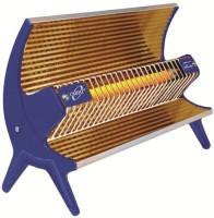 View Orpat ORH-1410 1000 Watt Radiant Room Heater Home Appliances Price Online(Orpat)