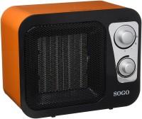 View sogo SOGOHTR Fan Room Heater Home Appliances Price Online(Sogo)