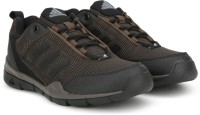 ADIDAS GLISSADE Outdoor Shoes For Men(Black, Brown)