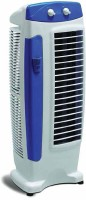 View KUMAKA Oscillating Fresh Air Tower Fan / Tower Air Cooler(White, Blue, 0 Litres) Price Online(KUMAKA)