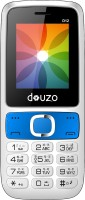 Douzo D12(White & Blue)