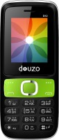 Douzo D12(Black & Green)