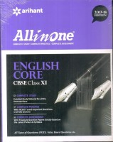 All in One ENGLISH CORE CBSE Class 11th (2017-18)(English, Paperback, Gajendra Singh, Kapil Sbharwal)