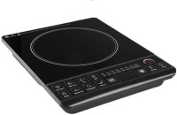 STARVIN pot heavy duty induction cooktop I-20 Induction Cooktop(Black, Push Button)