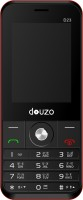Douzo D23 Jumbo(Black & Red)