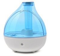 View Shrih Ultrasonic Cool Mist Humidifier With Night Light Portable Room Air Purifier(Blue) Home Appliances Price Online(Shrih)