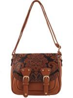 Mochi Sling Bag(Tan)