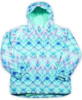 The Childrens Place Full Sleeve Printed Girls Jacket