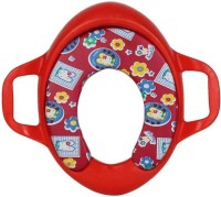 TruGood Cushioned Baby Potty Seat Toilet Trainer for Kids with Handles Potty Seat(Multicolor)