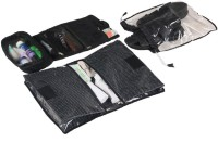 Srajanaa Men's Travel Kit (Shaving Kit, Shoe and Undergarments cover)(Multicolor)