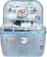 View Rk Aquafresh India Az-14Stage Transparent 12 L RO + UV +UF Water Purifier(Transparent) Home Appliances Price Online(Rk Aquafresh India)