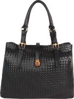 Lychee Bags Shoulder Bag(Black)
