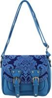Mochi Messenger Bag(Blue)