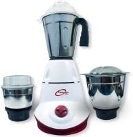 Florentine Homes Eden (White & Cherry, 3 Jars) 650 Mixer Grinder(White, Cherry, 3 Jars)