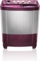 MarQ by Flipkart 8.5 kg Semi Automatic Top Load Washing Machine Maroon, White(MQSA85)