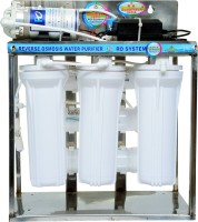 View Rk Aquafresh India 25LPH STAINLESS STEEL DOMESTIC PLANT RO Water Purifier(Stainless Sreel) Home Appliances Price Online(Rk Aquafresh India)
