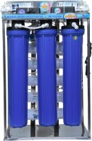 View Rk Aquafresh India 50LPH STAINESS STELL DOMESTIC PLANT FOR OFFICE AND RESTAURANT RO Water Purifier(STAINLESS STEEL) Home Appliances Price Online(Rk Aquafresh India)