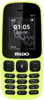 Mido M11(Yellow)