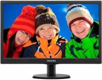 Philips 16 inch Full HD Monitor(LED MONITOR 15.6 inch)