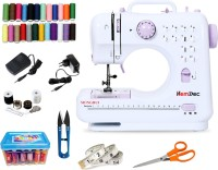 View Hemdec MHDR-505 12 built-in Stitch Pattens CMB02 Electric Sewing Machine( Built-in Stitches 12) Home Appliances Price Online(Hemdec)