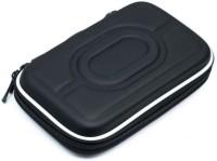 JPRS Black Brick 2.5 inch External Hard Disk Case(For Seagate, WD Elements, Transcend, Lenovo, Toshiba, Sony, Adnet, Lenovo, All 2.5 Inch External Hard Drives, Black)