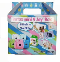 Fujifilm joy Box Flamingo Pink Mini 9 Instant Camera(Pink)