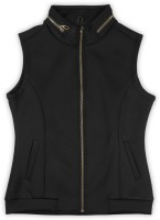 Fort Collins Sleeveless Solid Girls Jacket