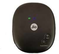 Jio JioFi 4 Router(Black)