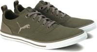 Puma Slyde DP Sneakers For Men(Olive, Grey)