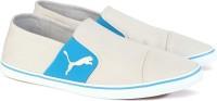 Puma Elsu V2 Slip on Sneakers For Men(Grey)
