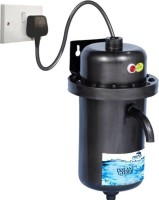 View Ruchi World 1 L Instant Water Geyser(Black, MINI HOT GEYSER) Home Appliances Price Online(Ruchi World)