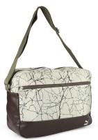 Puma Messenger Bag(White, 13 L)
