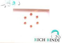 amrapali DESIGNER ladies girls women Maroon Bindis(Stick on) - Price 125 50 % Off