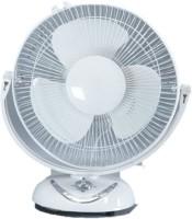 View cool point tik tik fan 3 Blade Table Fan(white) Home Appliances Price Online(cool point)