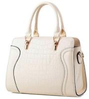 FuerDanni Hand-held Bag(Beige)