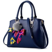 FuerDanni Hand-held Bag(Blue)