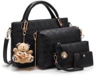 FuerDanni Hand-held Bag(Black)