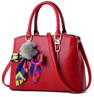 FuerDanni Hand-held Bag(Red)