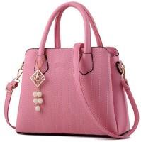 FuerDanni Hand-held Bag(Pink)