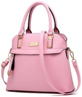 FuerDanni Hand-held Bag(Pink)