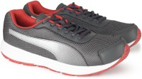 Puma Aeden Running Shoes For Men(Red, Grey)
