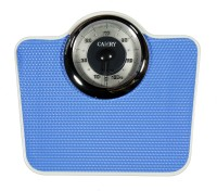 GVC Chrome Plated Dial Ring - Large Surface Iron Analog Weighing Scale(Blue) - Price 899 77 % Off