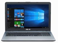 Asus X Series Pentium Quad Core 7th Gen - (4 GB/1 TB HDD/DOS) X541NA-GO125 Laptop(15.6 inch, SIlver, 2 kg)