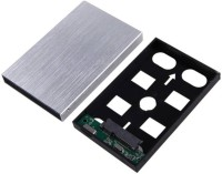 TERABYTE TB0141 2.5 inch Inch External Sata Casing(For For Laptop Sata Hard Disk, Silver)